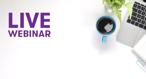 Live Webinar - Moving to DXC Health360 Aged Care is easier than you think