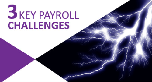 3 challenges that could be affecting your payroll process