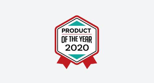 "Piano Nets ""Product of Year"" Honor in the 2020 BIG Award for Business"