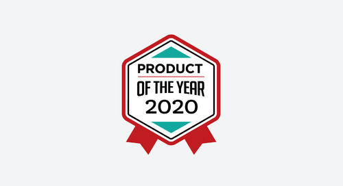 """Piano Nets """"Product of Year"""" Honor in the 2020 BIG Award for Business"""