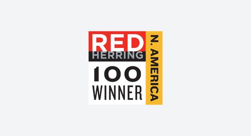 Piano chosen as a 2020 Red Herring Top 100 North America Winner