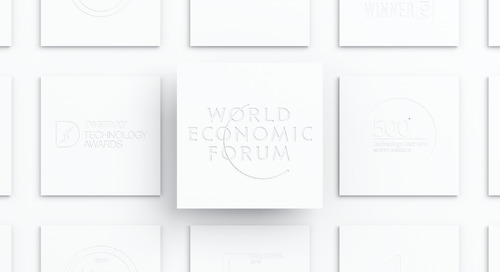Piano Awarded as Technology Pioneer by World Economic Forum