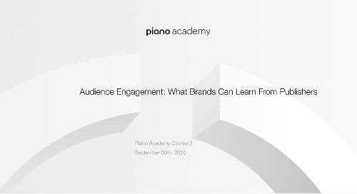 What brands can learn from publishers about monetizing content