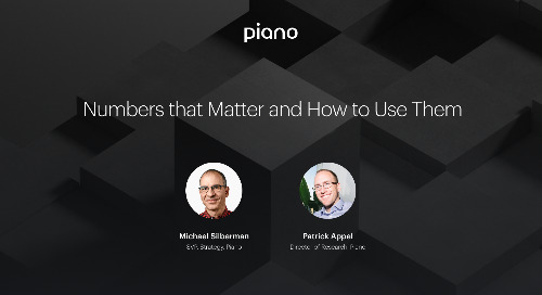 Numbers that Matter and How to Use Them