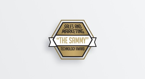 Piano Named Organization of the Year in 2021 Sales and Marketing Technology Awards