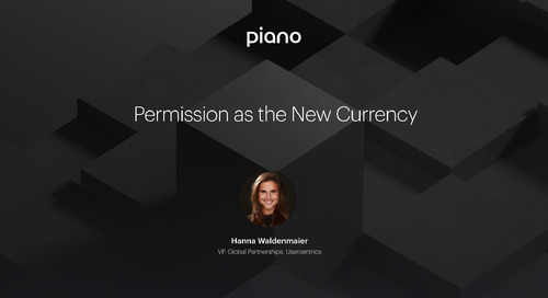 Permission as the New Currency