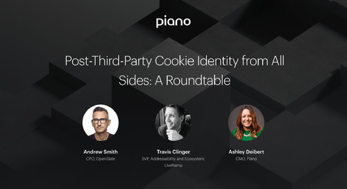 Post-Third-Party Cookie Identity from All Sides: A Roundtable