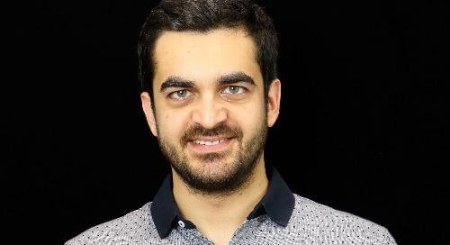 Meet Serhat, Solutions Architect, Digital Native Business