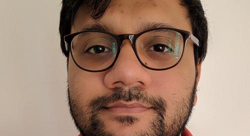 Meet Rabee, Software Development Engineer
