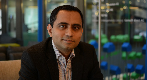 Meet Abhishek, Enterprise Services Manager
