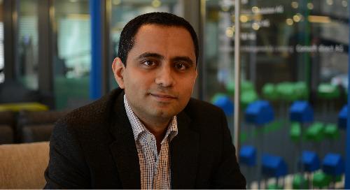 Meet Abhishek, Enterprise Services Manager
