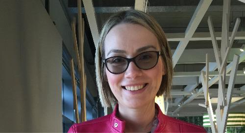 Meet Irina, Electrical Field Engineer