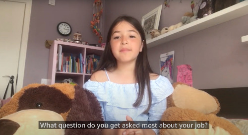 What's Machine Learning? We sent some kids to find out!