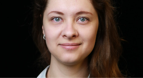 Meet Nataliya, Technical Account Manager