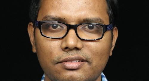 Meet Sibasankar, Technical Account Manager