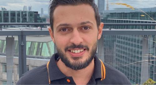 Meet Ehsan, Senior Solutions Architect
