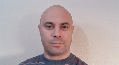 Meet Szrgyan,  Engineering Operations Technician