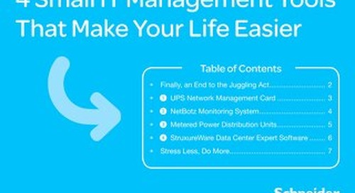 4 Small IT Tools That Make Your Life Easier