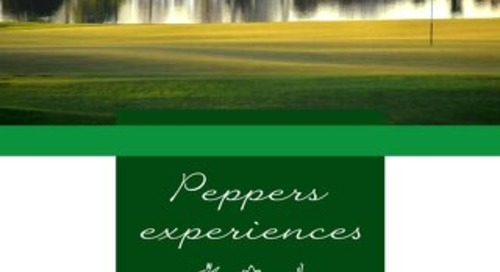 Peppers Clearwater Resort Experiences Brochure