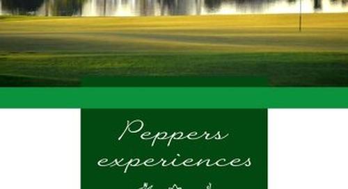 Peppers Clearwater Resort Experiences Brochure
