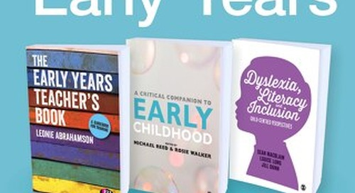 Early Years mini catalogue