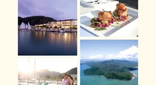 Peppers Blue on Blue Resort Experiences Brochure