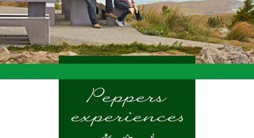 Peppers Bluewater Resort Experiences Brochure