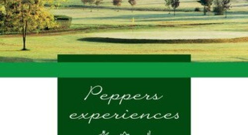 Peppers Cragieburn Experiences Brochure