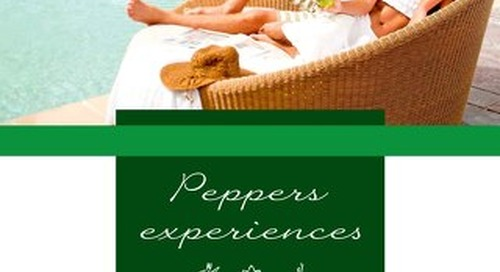 Peppers Salt Resort & Spa Experiences Brochure