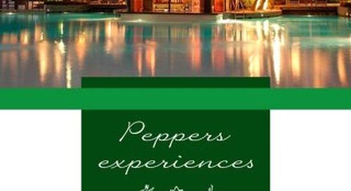 Peppers Beach Club & Spa Experiences Brochure