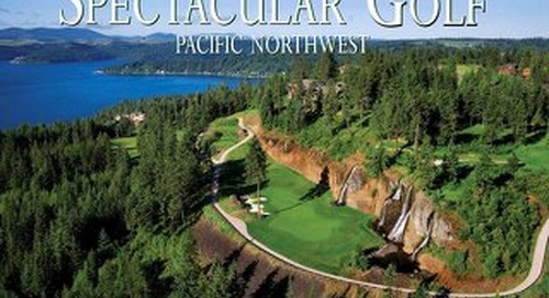 Spectacular Golf of the Pacific Northwest