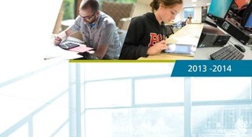 BSU/IT Annual Report FY2014