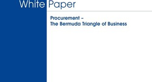 Procurement and Profitability
