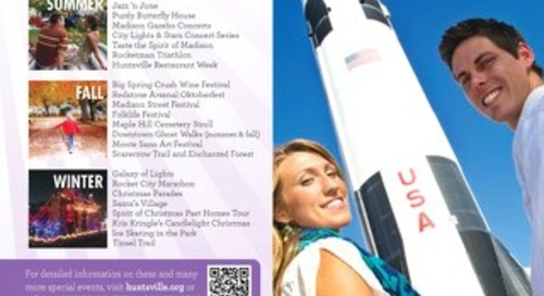 Huntsville/Madison County Visitor Guide