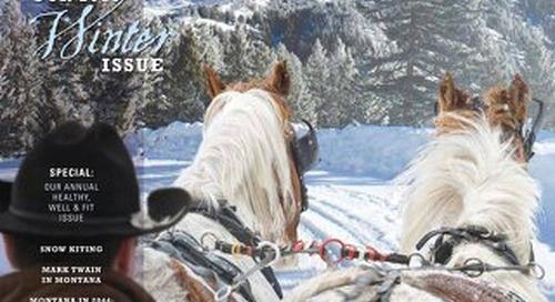 Distinctly Montana Winter 2015