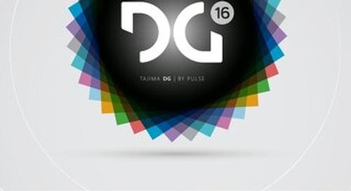 DG16 STANDARD FONTS