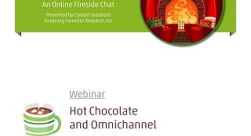 Hot Chocolate and Omnichannel Webinar - KLS