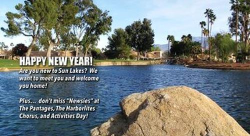 Sun Lakes Lifestyles January 2015