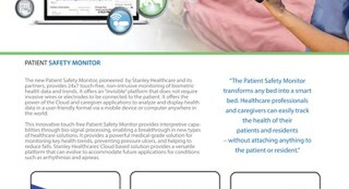Patient Safety Monitor