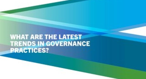 2012 Corporate Governance Survey