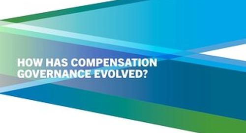 2012 Compensation Governance Survey