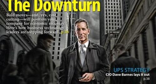 InformationWeek Redesign - Premier Issue