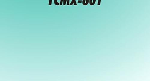 TCMX601 PARTS 10.2014