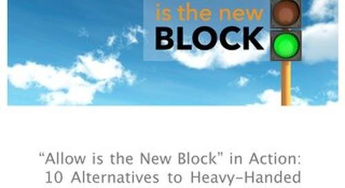 10 Alternatives to Heavy-Handed Cloud App Control