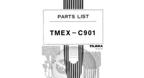 TMEX-C SHORT CYLINDER PARTS 96.04