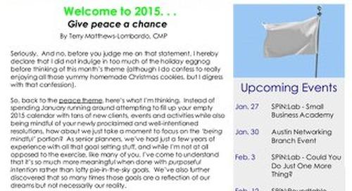 January 2015 SPiN News