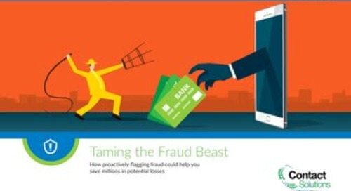 Taming the Fraud Beast - A Customer Story