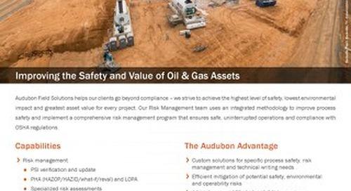 Risk Management & Regulatory Compliance