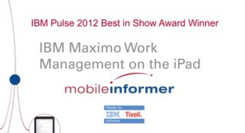 Session 2117 Work Management on the iPad