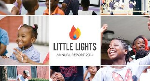 2014 Little Lights Annual Report